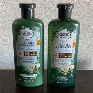 Herbal essences bio renew hair care